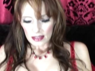 Matures Cougar Shanda Fay Gets Non-traditional With Big Chisel!