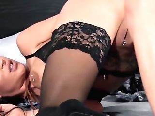 Smoking Hot Mom Fucks Her Stepson