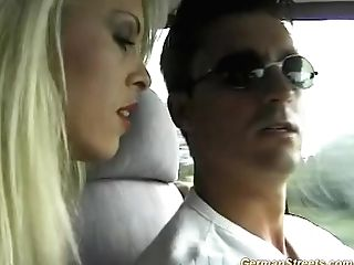 Pickup Stepmom For Backseat Assfucking