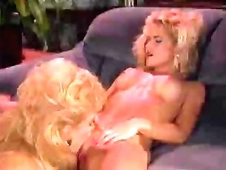 Nina Hartley Hot Girl/girl Scene