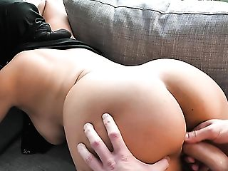Hot Big Titted Hijab Milfie Housewife Kylie Kingston Is Fucked Rear End Well
