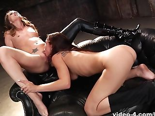 Tori Black & Aidra Fox In The Come Back Of Tori Black, Scene #01 - Lesbianx