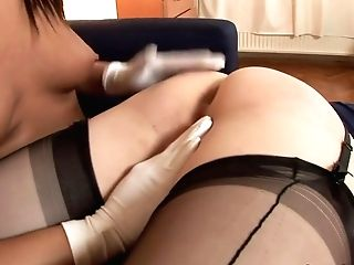 Lara Spandex Is A Cougar With A Lady Friend!