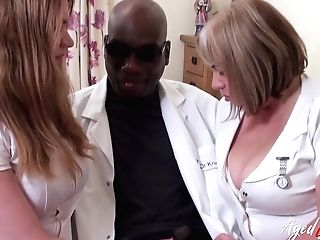 Agedlove Gonzo Fuck With Two Brit Matures