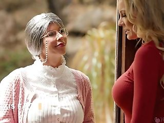 Mackenzie Moss And Alexis Fawx Love Eating And Finger Fucking Each Others Vaginas