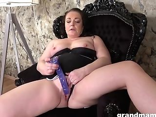 Granny Needs A Real Dick