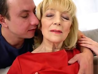 Agedlove Grand-ma Seduced And Fucked Gonzo