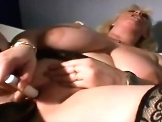 Godly Buxomy Experienced Lady Is Pleased To Have A Hard Rectal Fucking