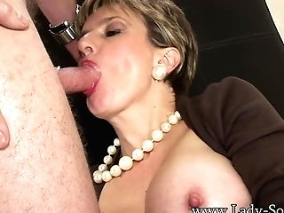 Unfaithful Wifey Threesome - Ladysonia