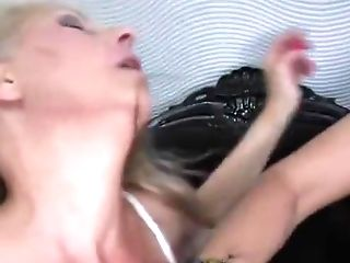 Unbelievable Woolly Youthful Harlot Was Seduced By G/g
