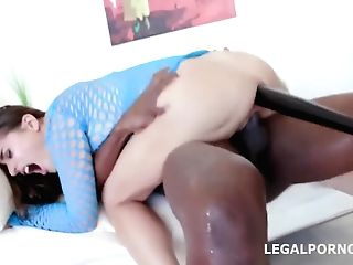 Cathy Heaven Deepthroated And Booty-fucked