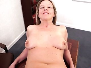 Addicted To Man Gravy Whore Lou Pierce Gives The Best Ever Oral Pleasure On A Point Of View Camera